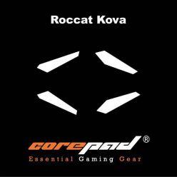 COREPAD Skatez, teflonové kluzné plošky pro Roccat Kova