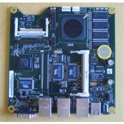 Základní deska PC Engines 2D13 (LX800 / 256 MB / 3 LAN / 1 miniPCI / USB / RTC battery)