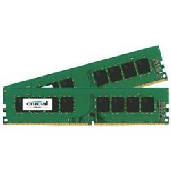 Crucial 2x16GB DDR4 2400MHz CL17, DRx8, DIMM