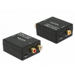 Delock Audio Konvertor Analog > Digitál HD