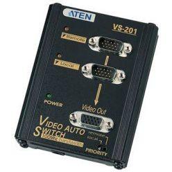 ATEN Elektronický VGA přepínač 2:1 s prioritou