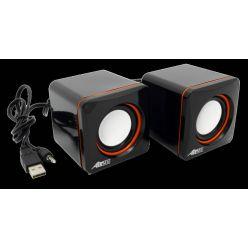 AIREN AiSound Cube, stereo reproduktory, USB napájení