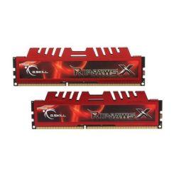 G.Skill Ripjaws X 2x8GB DDR3 1600MHz CL10, DIMM, 1.5V, XMP